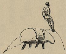 Early 1800's vaulting